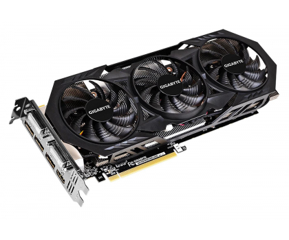 Gigabyte GeForce GTX970 4096MB 256bit WindForce III OC-209776 - Zdjęcie 2