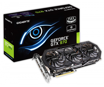 Gigabyte GeForce GTX970 4096MB 256bit WindForce III OC-209776 - Zdjęcie 1