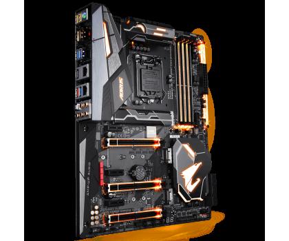 Gigabyte Z370 AORUS Gaming 7 (3xPCI-E DDR4 USB3.1/M.2)-384618 - Zdjęcie 2