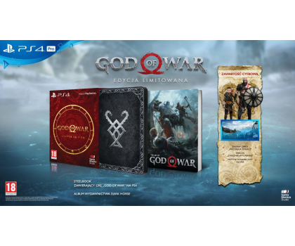 God of War Limited Edition -406536 - Zdjęcie 2