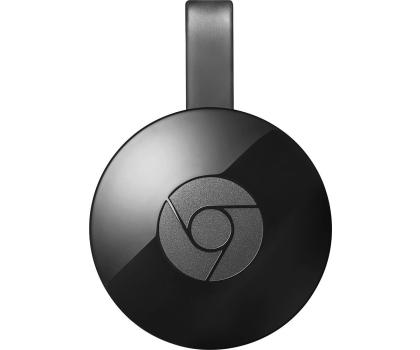 Google Chromecast 2017 HDMI Streaming Media czarny-273837 - Zdjęcie 1