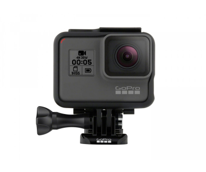 GoPro HERO5 Black + Uchwyt 3-Way + Akumulator -394949 - Zdjęcie 2