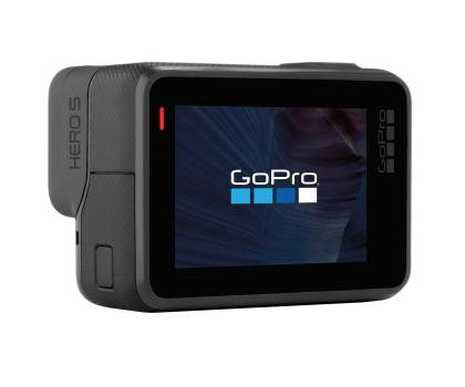 GoPro HERO5 Black + Uchwyt 3-Way + Akumulator -394949 - Zdjęcie 6