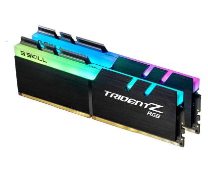 G.SKILL 16GB 3000MHz Trident Z RGB LED CL16 (2x8GB)-367955 - Zdjęcie 2