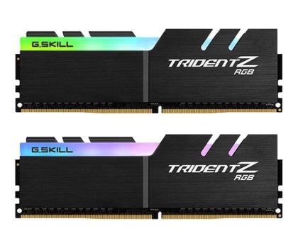 G.SKILL 16GB 3000MHz Trident Z RGB LED CL16 (2x8GB)-367955 - Zdjęcie 1