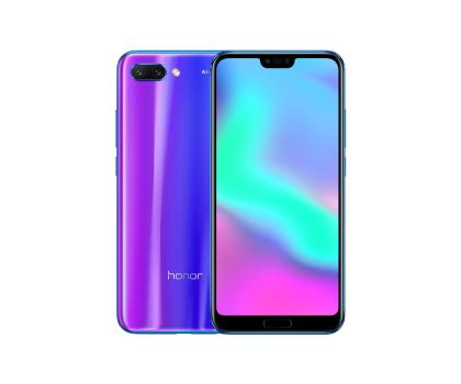 Honor 10 LTE Dual SIM 128 GB niebieski-428795 - Zdjęcie 1