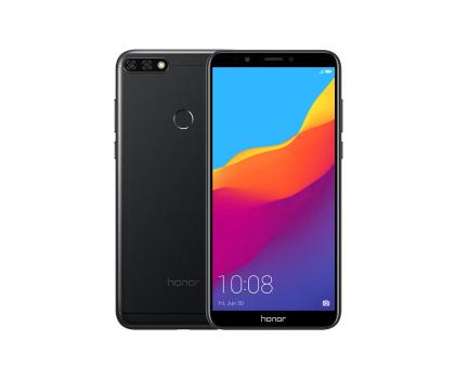 Honor 7C Dual SIM 32 GB czarny-437140 - Zdjęcie 1