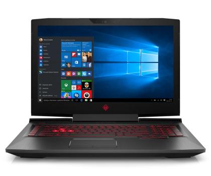 HP OMEN i5-7300HQ/8GB/1TB+240SSD/Win10 GTX1050-376227 - Zdjęcie 3