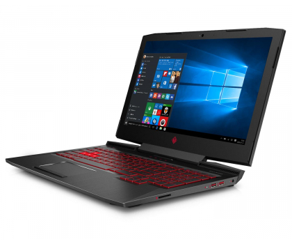 HP OMEN i7-7700HQ/16GB/1TB+120SSD/Win10 GTX1060-376208 - Zdjęcie 2