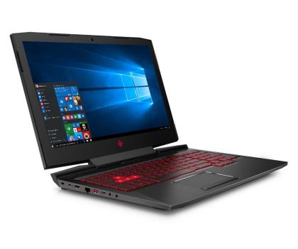 HP OMEN i7-7700HQ/16GB/1TB+120SSD/Win10 GTX1060-376208 - Zdjęcie 4