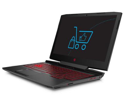 HP OMEN i7-7700HQ/8GB/1TB GTX1050Ti-375347 - Zdjęcie 2