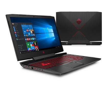 HP OMEN i7-7700HQ/8GB/1TB/Win10x GTX1050Ti -376160 - Zdjęcie 1