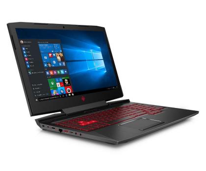 HP OMEN i7-7700HQ/8GB/1TB/Win10x GTX1050Ti -376160 - Zdjęcie 4