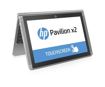 HP Pavilion x2 Z8300/2GB/64/Win10 IPS Touch Silver-304294 - Zdjęcie 2