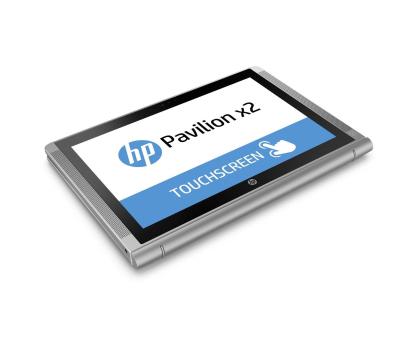 HP Pavilion x2 Z8300/2GB/64/Win10 IPS Touch Silver-304294 - Zdjęcie 5