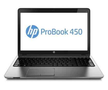 HP ProBook 450 G1 i3-4000M/4GB/500/DVD-RW HD8750M-180783 - Zdjęcie 1