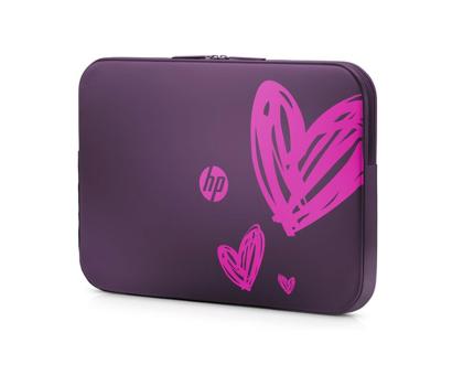 "HP Spectrum Sleeve 15,6"" Valentine Edition-421543 - Zdjęcie 1"