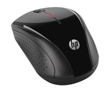HP X3000 Wireless Mouse (czarna)-259092 - Zdjęcie 2