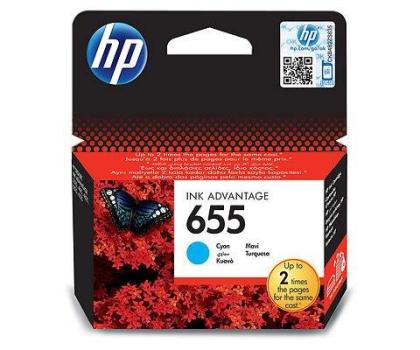 HP Zestaw 4tuszów 655 CZ109AE+CZ110AE+CZ111AE+CZ112AE-162406 - Zdjęcie 3