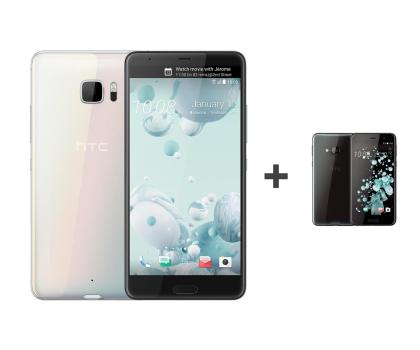 HTC U Ultra LTE biały+ U Play 32GB czarny-385577 - Zdjęcie 1