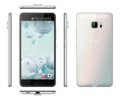 HTC U Ultra LTE biały+ U Play 32GB czarny-385577 - Zdjęcie 4