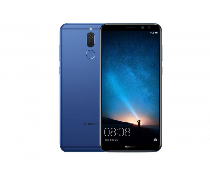 Huawei Mate 10 Lite Dual SIM niebieski -385523 - Zdjęcie 1
