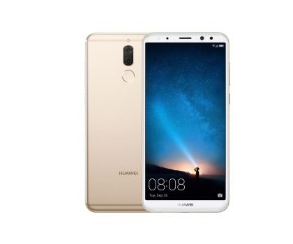 Huawei Mate 10 Lite Dual SIM złoty-385524 - Zdjęcie 1