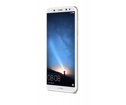 Huawei Mate 10 Lite Dual SIM złoty-385524 - Zdjęcie 4