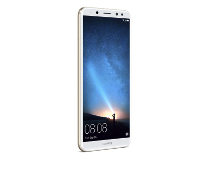 Huawei Mate 10 Lite Dual SIM złoty-385524 - Zdjęcie 2