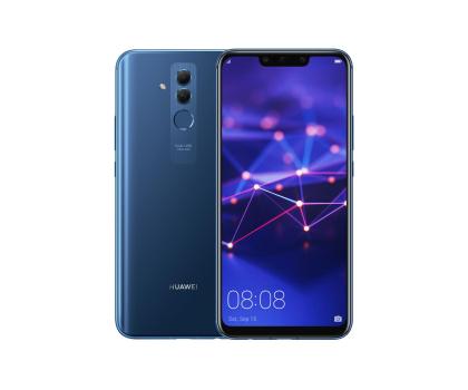 Huawei Mate 20 Lite Dual SIM niebieski-442470 - Zdjęcie 1