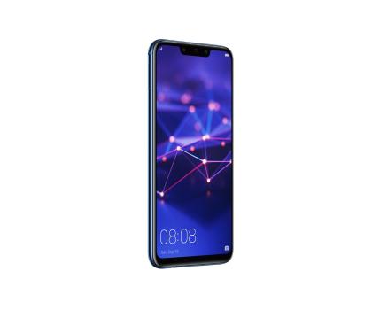 Huawei Mate 20 Lite Dual SIM niebieski-442470 - Zdjęcie 4