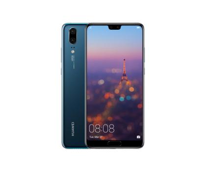 Huawei P20 Dual SIM 128GB Niebieski + HP Sprocket-431750 - Zdjęcie 2