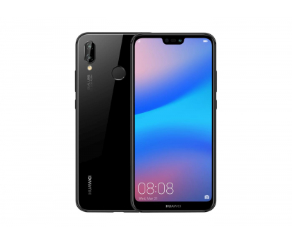 Huawei P20 Lite Dual SIM 64GB Czarny-414751 - Zdjęcie 1