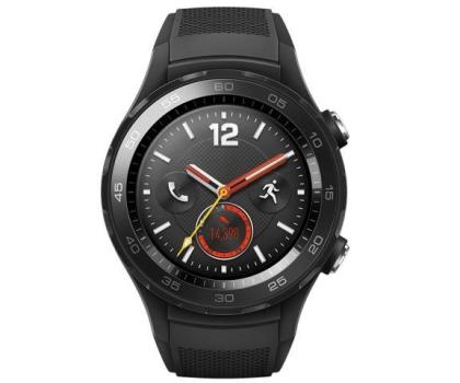 Huawei Watch 2 Sport LTE czarny -362662 - Zdjęcie 2
