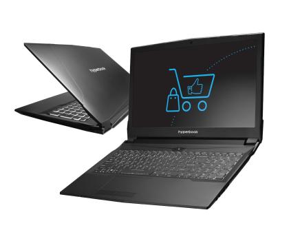 Hyperbook N85 i5-7300HQ/8GB/1TB GTX1050-383659 - Zdjęcie 5