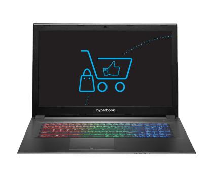 Hyperbook N87 i5-7300HQ/8GB/1TB GTX1050Ti -391112 - Zdjęcie 2