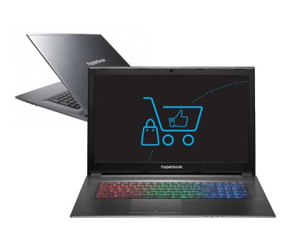 Hyperbook N87 i7-7700HQ/8GB/1TB GTX1050Ti -391113 - Zdjęcie 1