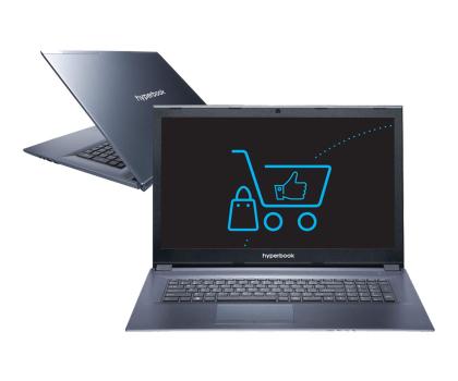 Hyperbook N87 i7-7700HQ/8GB/1TB GTX1060 -391111 - Zdjęcie 1