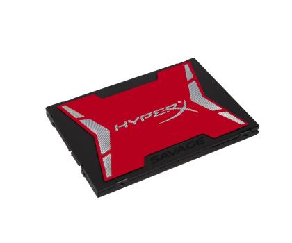 HyperX 240GB 2,5'' SATA SSD SAVAGE 7mm-237894 - Zdjęcie 2