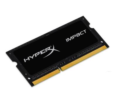 HyperX 4GB 1600MHz Impact Black CL9 1.35V-237624 - Zdjęcie 2
