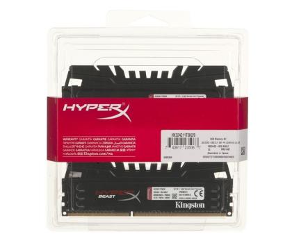HyperX 8GB 2400MHz Beast CL11 (2x4096)-204621 - Zdjęcie 2