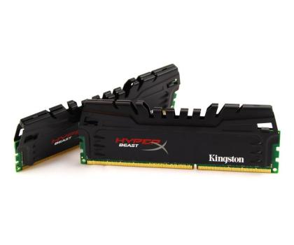 HyperX 8GB 2400MHz Beast CL11 (2x4096)-204621 - Zdjęcie 3