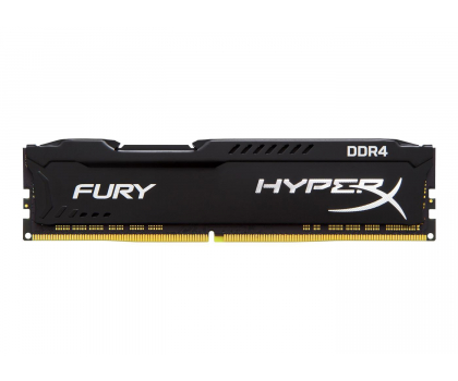 HyperX 8GB 2400MHz Fury Black CL15-254674 - Zdjęcie 1