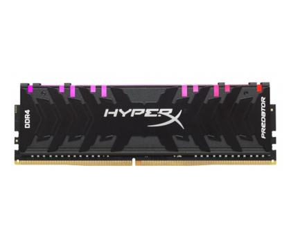 HyperX 8GB 2933MHz Predator RGB CL15-427417 - Zdjęcie 1