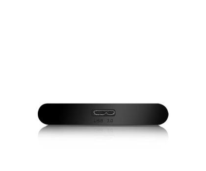 ICY BOX Obudowa do dysku IB-273StU3 USB 3.0 czarna + etui-161986 - Zdjęcie 4