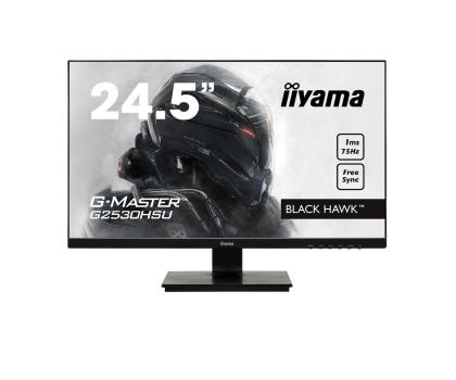 iiyama G-Master G2530HSU Black Hawk-354436 - Zdjęcie 1