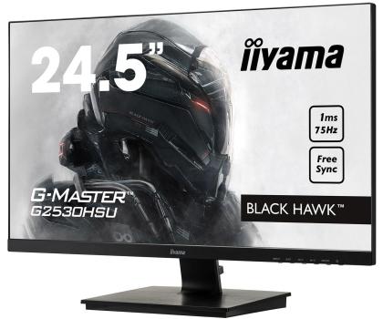iiyama G-Master G2530HSU Black Hawk-354436 - Zdjęcie 3