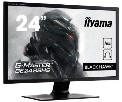iiyama G-Master GE2488HS Black Hawk -314254 - Zdjęcie 2