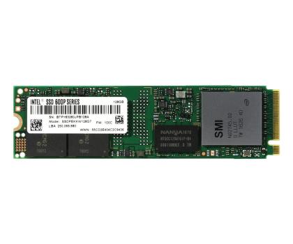 Intel 128GB SATA SSD Seria 600p M.2 2280-334479 - Zdjęcie 1
