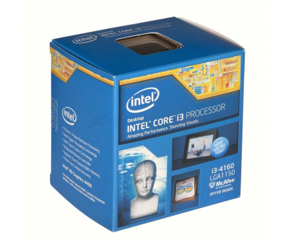 Intel i3-4160 3.60GHz 3MB BOX-204195 - Zdjęcie 2